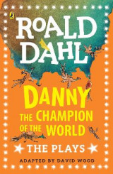 Omslag - Danny the Champion of the World