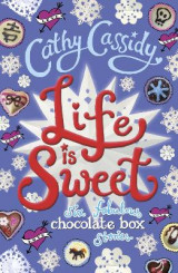 Omslag - Life is Sweet: A Chocolate Box Short Story Collection