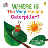 Omslag - Where is the Very Hungry Caterpillar?
