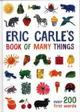 Omslag - Eric Carle's Book of Many Things