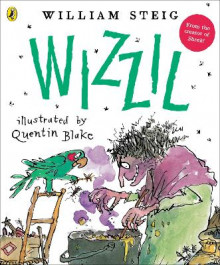 Wizzil av William Steig (Heftet)