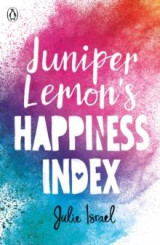 Omslag - Juniper Lemon's happiness index