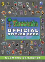 Omslag - Terraria: Official Sticker Book