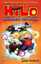 Omslag - Hilo: The Great Big Boom
