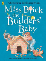 Omslag - Miss Brick the Builders' Baby