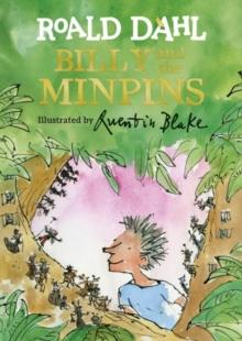 Billy and the Minpins av Roald Dahl (Innbundet)