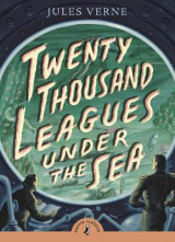 Omslag - Twenty Thousand Leagues Under the Sea