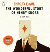 Omslag - The Wonderful Story of Henry Sugar and Six More