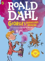 Omslag - George's Marvellous Medicine (Colour Book and CD)