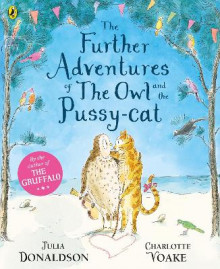 The Further Adventures of the Owl and the Pussy-cat av Julia Donaldson (Heftet)