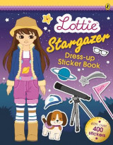 Omslag - Lottie Dolls: Stargazer Dress-Up Sticker Book