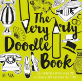 Omslag - The Very Arty Doodle Book