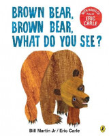 Omslag - Brown Bear, Brown Bear, What Do You See?