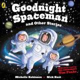 Omslag - Goodnight Spaceman and Other Stories