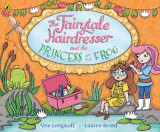 Omslag - The Fairytale Hairdresser and the Princess and the Frog