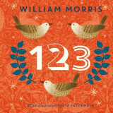 Omslag - William Morris 123