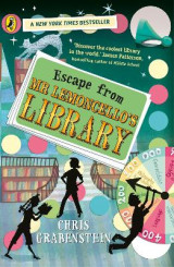 Omslag - Escape from Mr Lemoncello's Library