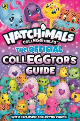 Omslag - Hatchimals: The Official Colleggtor's Guide