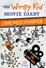 Omslag - The Wimpy Kid Movie Diary: The Next Chapter (The Making of the Long Haul)