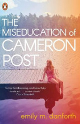 Omslag - The Miseducation of Cameron Post