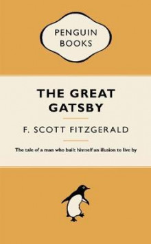 The great Gatsby av F. Scott Fitzgerald (Heftet)