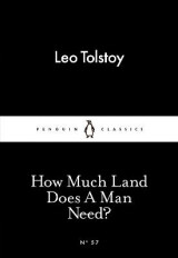 Omslag - How Much Land Does A Man Need?