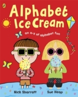 Alphabet Ice Cream av Sue Heap (Heftet)