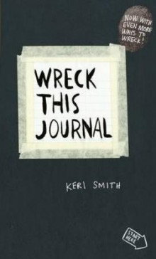Wreck this journal av Keri Smith (Heftet)
