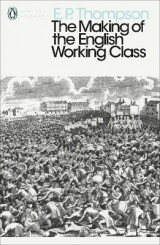 Omslag - The Making of the English Working Class