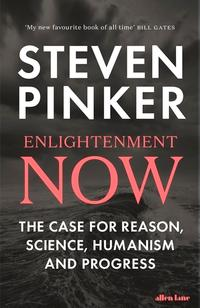 Enlightenment now av Steven Pinker (Heftet)