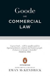 Omslag - Goode on Commercial Law