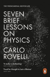 Omslag - Seven brief lessons on physics