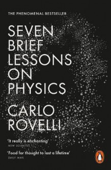 Seven brief lessons on physics av Carlo Rovelli (Heftet)