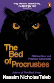The bed of procrustes av Nassim Nicholas Taleb (Heftet)