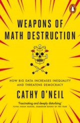 Omslag - Weapons of Math Destruction