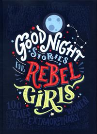 Good night stories for rebel girls av Elena Favilli og Francesca Cavallo (Innbundet)