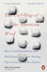 Omslag - The coddling of the American mind