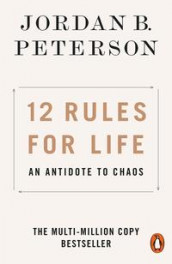 12 rules for life av Jordan B. Peterson (Heftet)