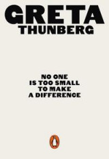 Omslag - No one is too small to make a difference