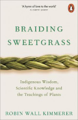 Omslag - Braiding Sweetgrass