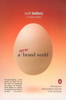 A New Brand World av Stephen Fenichel og Scott Bedbury (Heftet)