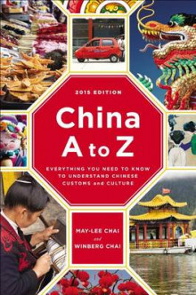 China A to Z av May-Lee Chai og Winberg Chai (Heftet)