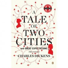 A Tale of Two Cities / Great Expectations: AND Great Expectations av Charles Dickens (Heftet)