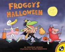 Froggy's Halloween av Jonathan London (Heftet)