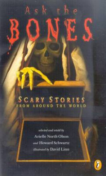 Ask the Bones: Scary Stories F av A.North Olson og et al. (Heftet)