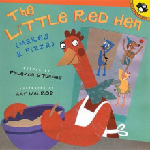 Little Red Hen (Makes A Pizza) av Philemon Sturges (Heftet)