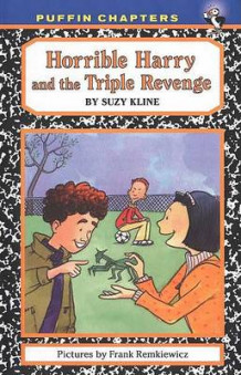 Horrible Harry and the Triple Revenge av Suzy Kline (Heftet)