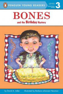 Bones and the Birthday Mystery av David A Adler (Heftet)