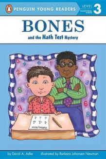 Bones and the Math Test Mystery av David A Adler (Heftet)