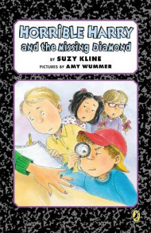 Horrible Harry and the Missing Diamond av Suzy Kline (Heftet)